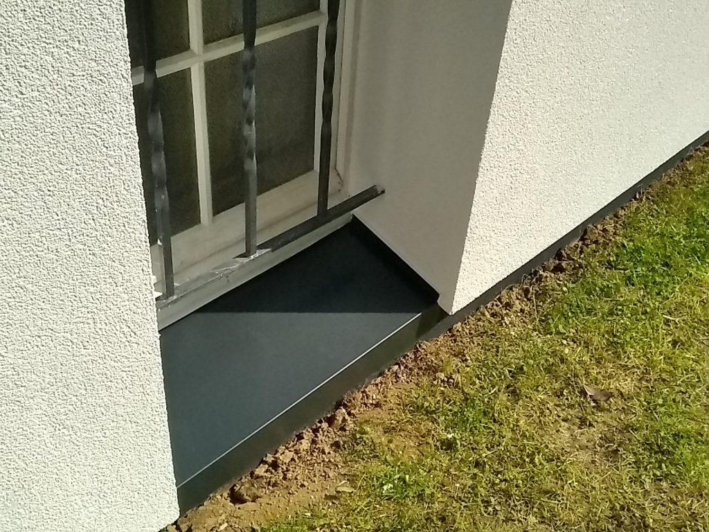 Après appui de fenêtre